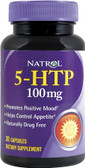 5-HTP 100 mg 30 Caps, Natrol