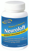 Neuroloft 60 VgCaps North America Herbs & Spice, Brain Health
