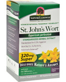 Super St. John's Wort Herb Extract 60 VCaps, Nature's Answer