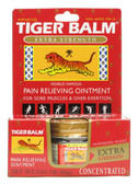 Red X-tra Strength Pain Relieving Ointment 0.63 oz, Tiger Balm
