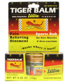Ultra Strength Pain Relieving Ointment White 0.63 oz, Tiger Balm
