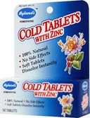 Cold Tablets with Zinc 50 Tabs Hylands