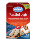 Restful Legs 50 Quick-Dissolving Tabs, Hylands, Varicose, Vein Care
