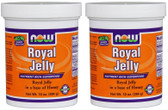 2-Pack Of Royal Jelly 10 oz (284 g), Now Foods