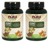2-Pack Of Now Pets Joint Support (Cats & Dogs) 90 Loz, Now Foods
