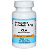 CLA Conjugated Linoleic Acid 1000 mg 50 sGels, Advance Physician Formulas