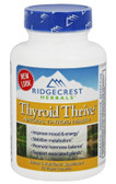 Thyroid Thrive 60 VCaps Ridgecrest Herbals