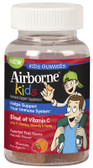 Kids Gummies Assorted Fruit Flavors 42 Gummies, AirBorne