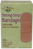 Strong-Strip Bandages Sterile 20 Count 3 1/4 in x 1 in (83 mm x 25 mm), All Terrain