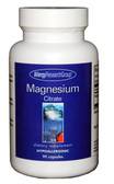Magnesium Citrate 90 Veggie Caps, Allergy Research Group