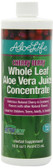 Whole Leaf Aloe Vera Juice Concentrate Cherry Berry 16 oz (473 ml), Aloe Life International