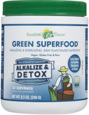 Green Superfood Alkalize & Detox 8.5 oz (240 g), Amazing Grass