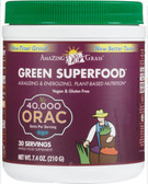 Green SuperFood Antioxidant Berry Drink Powder 7.4 oz (210 g), Amazing Grass