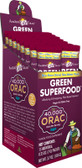 Green SuperFood Antioxidant Berry Drink Powder 15 Individual Packets 7 g Each, Amazing Grass