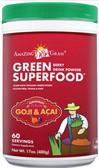 Green Superfood Berry Drink Powder 17 oz (480 g), Amazing Grass