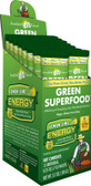 Green SuperFood Energy Lemon Lime Drink Powder 15 Individual Packets 7 g Each, Amazing Grass