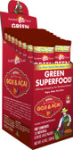 Green SuperFood Berry Drink Powder 15 Individual Packets 8 g Each, Amazing Grass