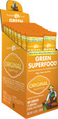 Green SuperFood All Natural Drink Powder 15 Individual Packets 8 g Each, Amazing Grass