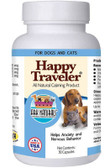 Happy Traveler All Natural Calming Product 30 Caps, Ark Naturals