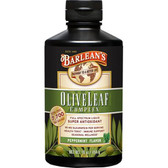 Olive Leaf Complex Peppermint Flavor 16 oz (454 g), Barlean's