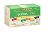 Assorted Herb Teas Six Variety Pack Caffeine Free 18 Tea Bags 1.03 oz (29 g), Bigelow