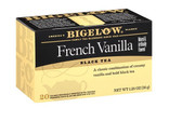 Black Tea French Vanilla 20 Tea Bags 1.28 oz (36 g), Bigelow