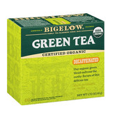 Organic Green Tea Decaffeinated 40 Tea Bags 1.73 oz (49 g), Bigelow