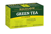Green Tea with Lemon 20 Tea Bags 0.91 oz (25 g), Bigelow