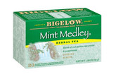 Herb Tea Mint Medley Caffeine Free 20 Tea Bags 1.30 oz (36 g), Bigelow