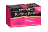Black Tea Raspberry Royale 20 Tea Bags 1.18 oz (33 g), Bigelow