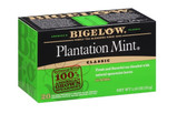 Plantation Mint Black Tea 20Tea Bags 1.18 oz (33 g), Bigelow