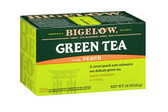 Green Tea with Peach 20 Tea Bags 0.91 oz (25 g), Bigelow