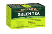 Green Tea Classic 20 Tea Bags .91 oz (25 g), Bigelow