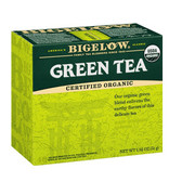 Organic Green Tea 40 Tea Bags 1.82 oz (51 g), Bigelow