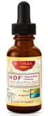 NDF (Natural-Organic-Detox) 1 oz (30 ml), BioRay