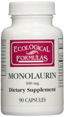 Monolaurin 300 mg 90 Caps, Cardiovascular Research