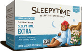 Wellness Tea Sleepytime Extra Caffeine Free 20 Tea Bags 1.2 oz (35 g), Celestial Seasonings