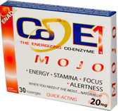 The Energizing Co-enzyme Mojo 20 mg 30 Lozenges, Co - E1