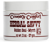 Herbal Savvy Golden Seal-Myrrh 2 oz (57 g), Country Comfort