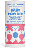 Baby Powder 3 oz (81 g), Country Comfort