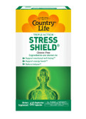 Stress Shield Triple Action 60 Vegan Caps, Country Life