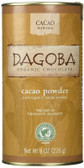 Cacao Powder 8 oz (226 g), Dagoba Organic Chocolate