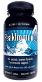 Peak Immune 4 250 mg 50 Veggie Caps, Daiwa Health Development