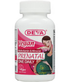 Prenatal Multivitamin & Mineral One Daily 90 Coated Tabs, Deva