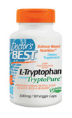 Best L-Tryptophan 500 mg 90 Veggie Caps, Doctor's Best