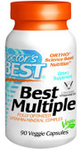 Fully Optimized Best Multiple Vitamin-Mineral Complex 90 Caps Doctor's Best