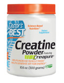 Creatine Powder Featuring Creapure 10.6 oz (300 g), Doctor's Best