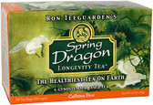 Spring Dragon Longevity Tea Caffeine Free 20 Tea Bags 1.8 oz (50 g), Dragon Herbs