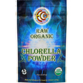 Chlorella Powder Raw Organic 4 oz (113 g), Earth Circle Organics
