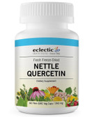 Stinging Nettle Quercetin 350 mg 90 Veggie Caps, Eclectic Institute